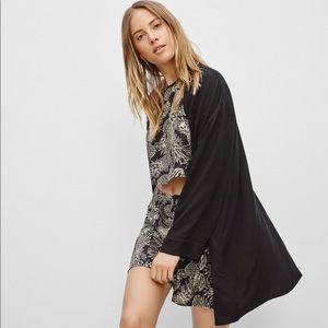 ❤️ Talula (Aritzia) 'Bordeta' Kimono Jacket